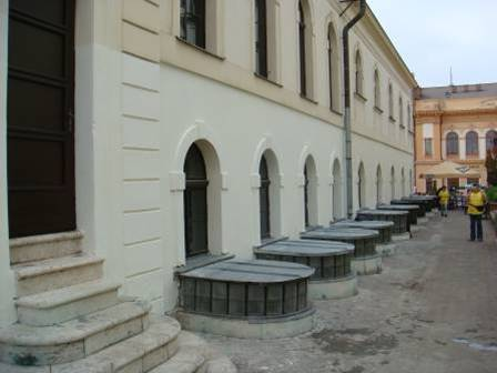 UFS Pécs